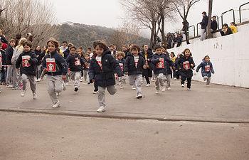 Más de 43.900 alumnos de Castilla-La Mancha corren por los niños más vulnerables de Etiopía. Foto. Eva Filgueira /Save the Children