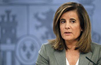Fátima Báñez en una imagen de archivo.