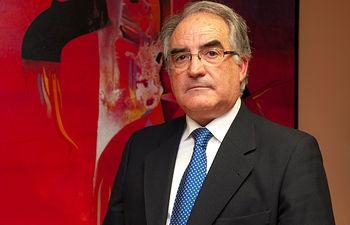 Miguel Ruescas, Decano del Colegio Oficial de Enología de Castilla-La Mancha.
