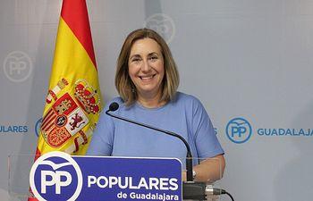 La diputada nacional Silvia Valmaña