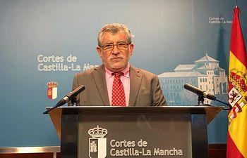 Ángel Felpeto.