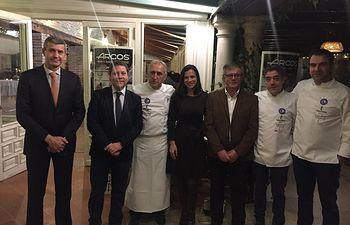 El cocinero albaceteño Rafael Herreros se alzó con el concurso Euro-Toques Castilla-La Mancha