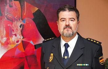José Francisco Rodán, Comisario Jefe de la Policía Nacional de Albacete