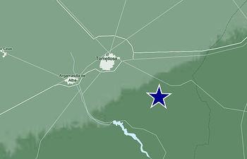 Registrado un terremoto de magnitud 3,3 en Tomelloso, que ha afectado a la provincia de Ciudad Real y a la de Albacete