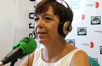 Rosa Melchor.