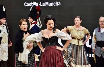 Presentación de San Clemente en el Día de Cuenca en FITUR.
