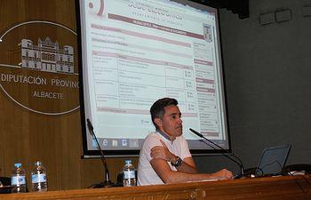 Formación admon. electrónica Ayto. Albacete.