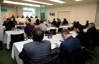 """FEDA celebra el martes """"Mejor con vino"""", con una jornada técnica y una cata guiada."""