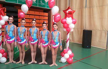 Club Gimnasia Rítmica La Roda