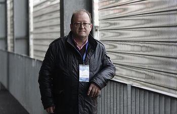 Francisco Risueño. Foto: Antonio Heredia/ EL MUNDO