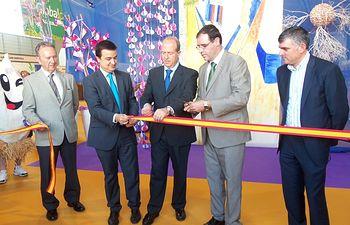 Francisco Martínez Arroyo - Inauguración Feria del Ajo Las Pedroñeras 2015