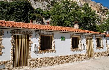 Castilla-La Mancha cuenta en la actualidad con un total de 86 establecimientos certificados con la Q de Calidad Turística. Foto: Casa rural con esta distinción en Nerpio (Albacete).
