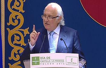 Cásar Egido, Hijo Predilecto de Castilla-La Mancha
