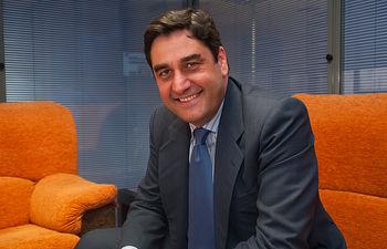 José Ignacio Echániz, consejero de Sanidad y Asuntos Sociales de la JCCM.