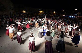 Baile del Mercado del Siglo de Oro (Torralba de Calatrava).