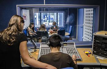 Radio. (Foto: Radio UMH)
