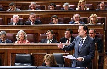 Rajoy. Foto: Pool Moncloa / Acceso libre.