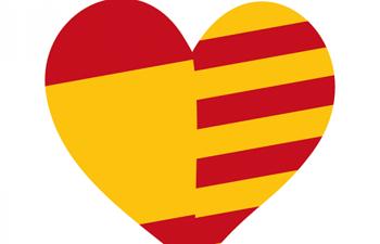 España - Cataluña - Corazón
