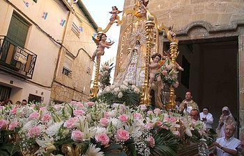 Día Virgen de la Luz.