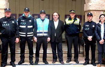 La Policía Local de Villarrobledo cambia su uniformidad