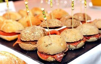 Pinchos de jamón (Foto: Archivo)