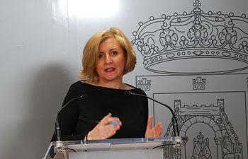 Rosario Roncero, concejal del Grupo Municipal Popular en el Ayuntamiento de Ciudad Real