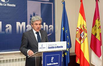 Leandro Esteban. Escuela Protección Ciudadana II. Foto: JCCM.