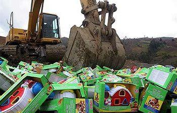 Alertas consumo. Foto: EFE.