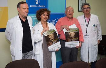 Presentación de las X Jornadas Oncológicas