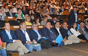 Vicente Tirado Congreso provincial Toledo