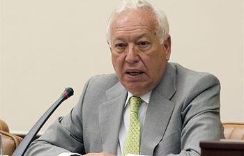 El ministro de Asuntos Exteriores y Cooperación, José Manuel García-Margallo