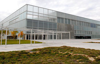 Palacio de Congresos de Albacete. Foto: turismocastillalamancha.com