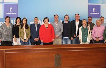 Carmen Olmedo - Convenio 16 ayuntamientos ayuda a domicilio.