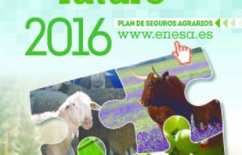 El Ministerio de Agricultura, Alimentación y Medio Ambiente edita la Guía del Seguro Agrario 2016. Foto: Ministerio de Agricultura, Alimentación y Medio Ambiente