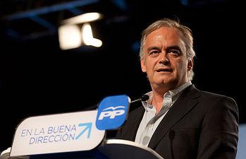 El vicesecretario general de Estudios y Programas del PP, Esteban González Pons