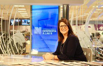 Marta Maroto en Castilla-La Mancha despierta de CMM.