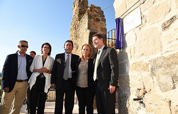 Visita al castillo de Zorita de los Canes y el parque arqueológico de Recópolis. Foto: JCCM.