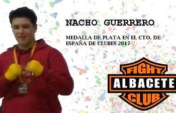 Nacho Guerrero.