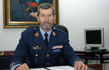 El Teniente general del Ejército del Aire José Julio Rodríguez Fernández es el nuevo JEMAD.