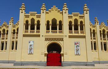 Plaza de Toros de Albacete.