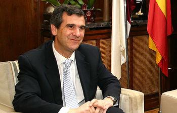 Antonio Román, alcalde de Guadalajara.