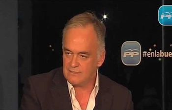 González Pons: Si los socialistas vuelven, la crisis vuelve