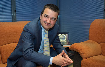 Francisco Martínez Arroyo, consejero de Agricultura, Medio Ambiente y Desarrollo Rural de la Junta de Comunidades de Castilla-la Mancha