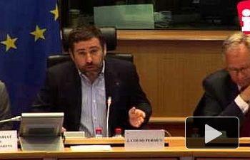 IU: Javier Couso valora la  la cumbre UE-CELAC celebrada en Bruselas los días 10 y 11 de junio de 2015