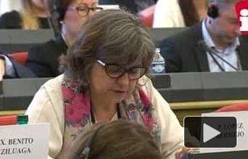 """Paloma López: """"Europa debe planificar la transición digital reforzando sus potencialidades"""""""