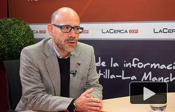 Carlos Muñoz, responsable de la Escuela de Negocios de FEDA