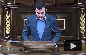 """Garzón: """"Este tercer acuerdo sobre Grecia está basado en los mismos principios que han fracasado"""""""
