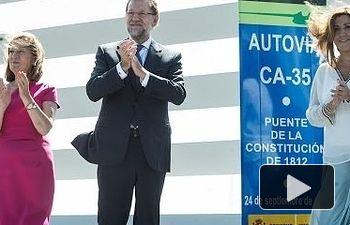 """Moncloa: El nuevo puente de Cádiz va a incidir en el """"crecimiento y el empleo de toda la región"""""""
