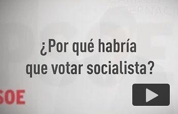 Mis Respuestas  ¿Por qué habría que votar socialista?