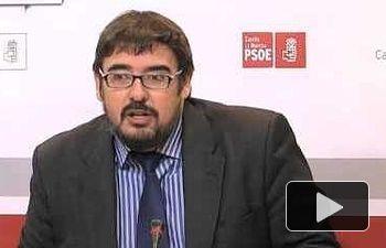 PSOE: Cospedal ya no engaña a nadie, todo el mundo tiene claro que se va por dinero